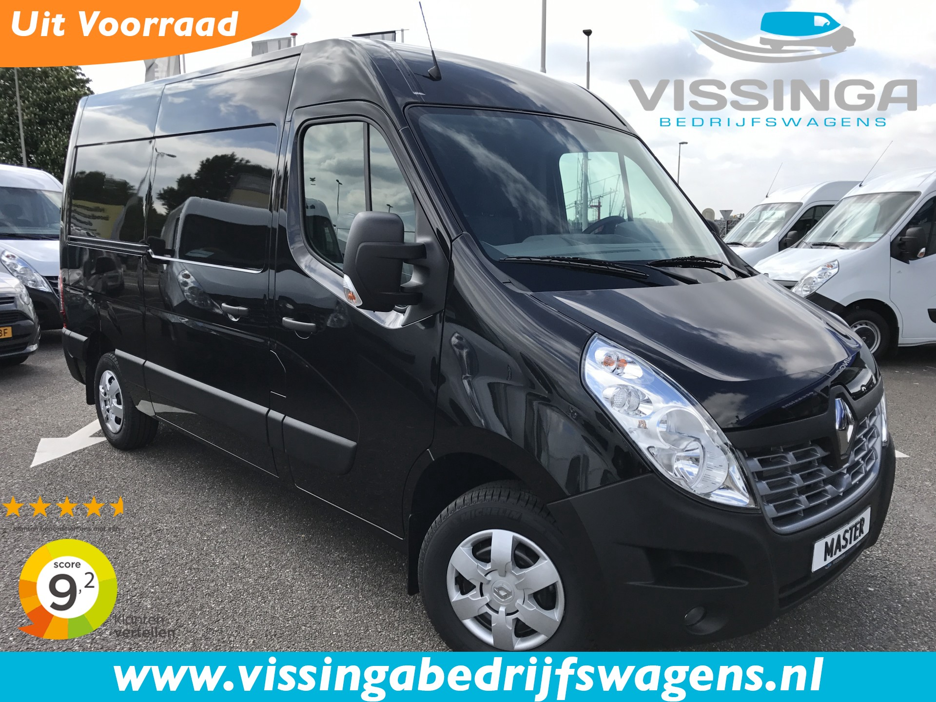 Renault Master T35 2.3 dCi L2H2 145 pk Twin-Turbo Energy