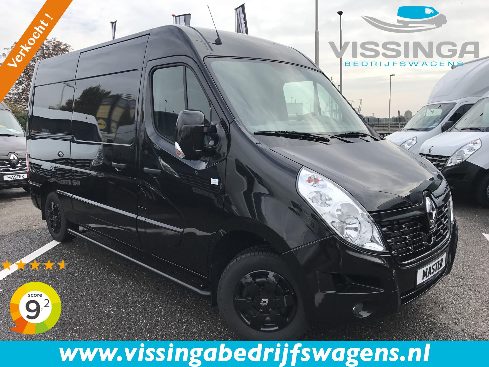 Renault Master T35 2.3 dCi L2H2 145 pk Vissinga Black Edition