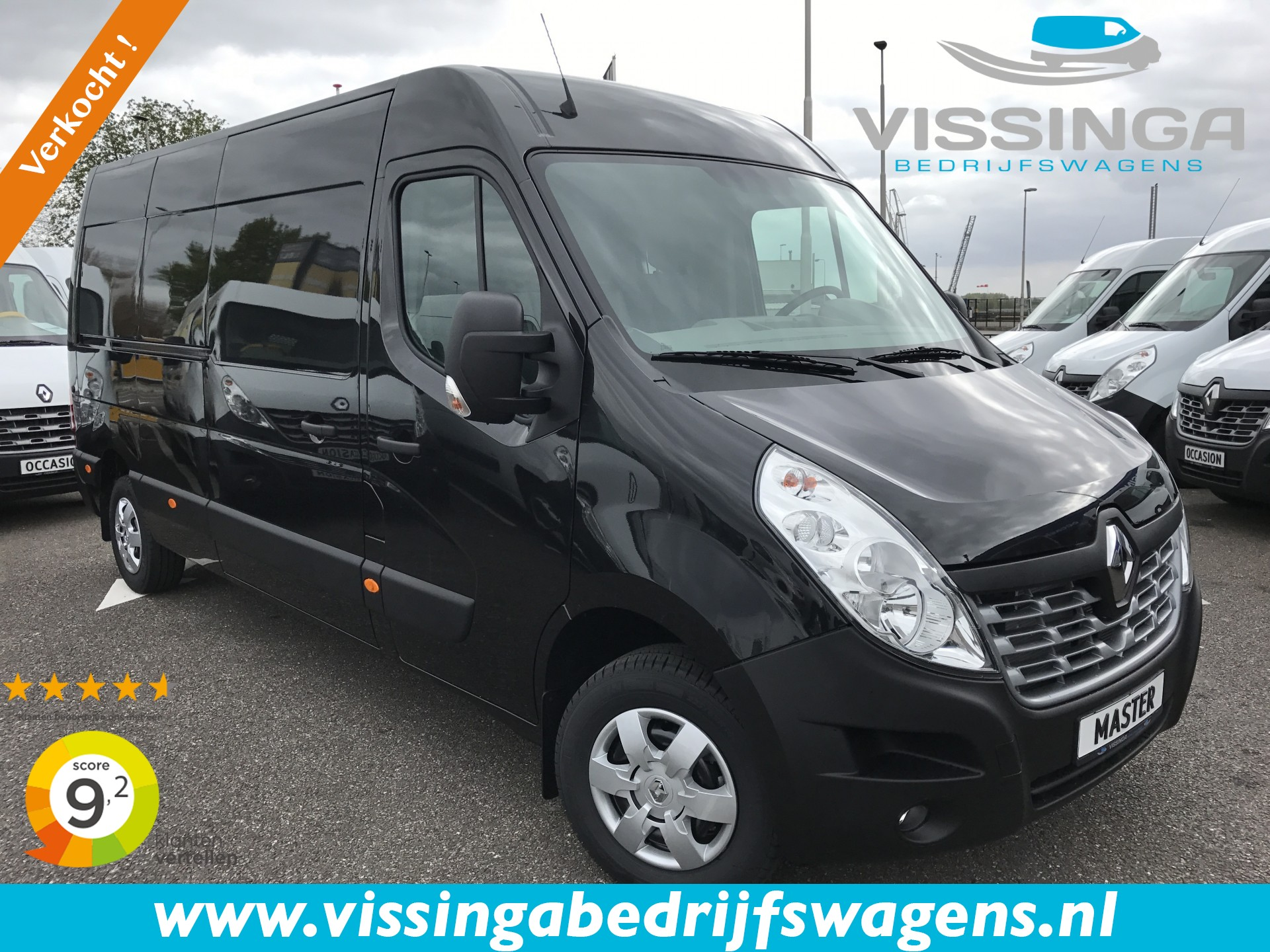 Renault Master T35 2.3 dCi L3H2 170 pk Twin-Turbo Energy