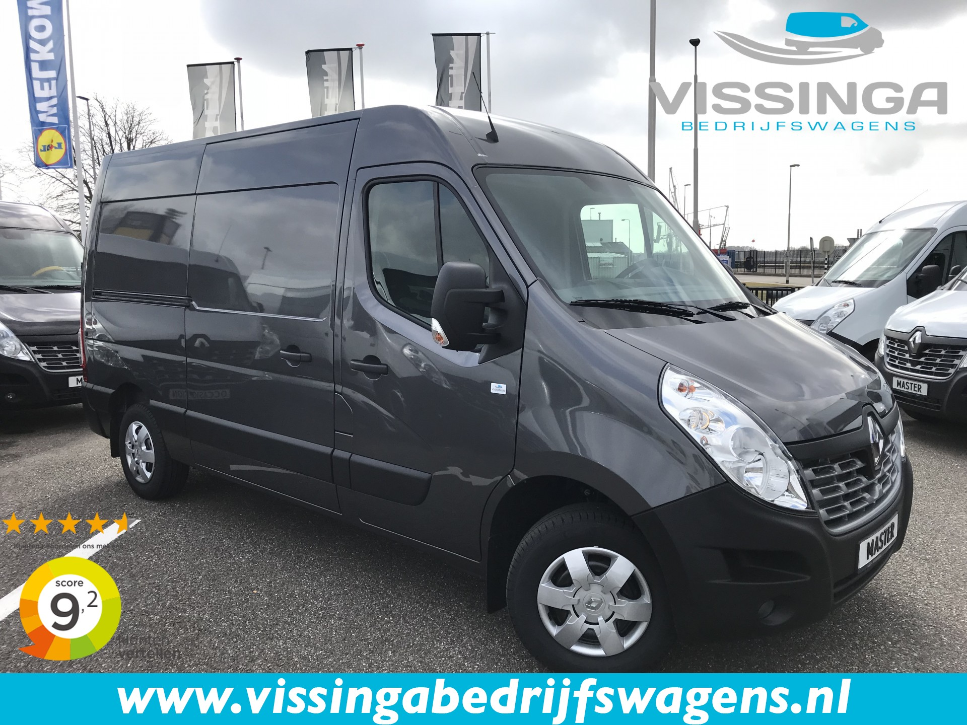 Renault Master T35 2.3 dCi L2H2 170 pk Twin-Turbo Energy