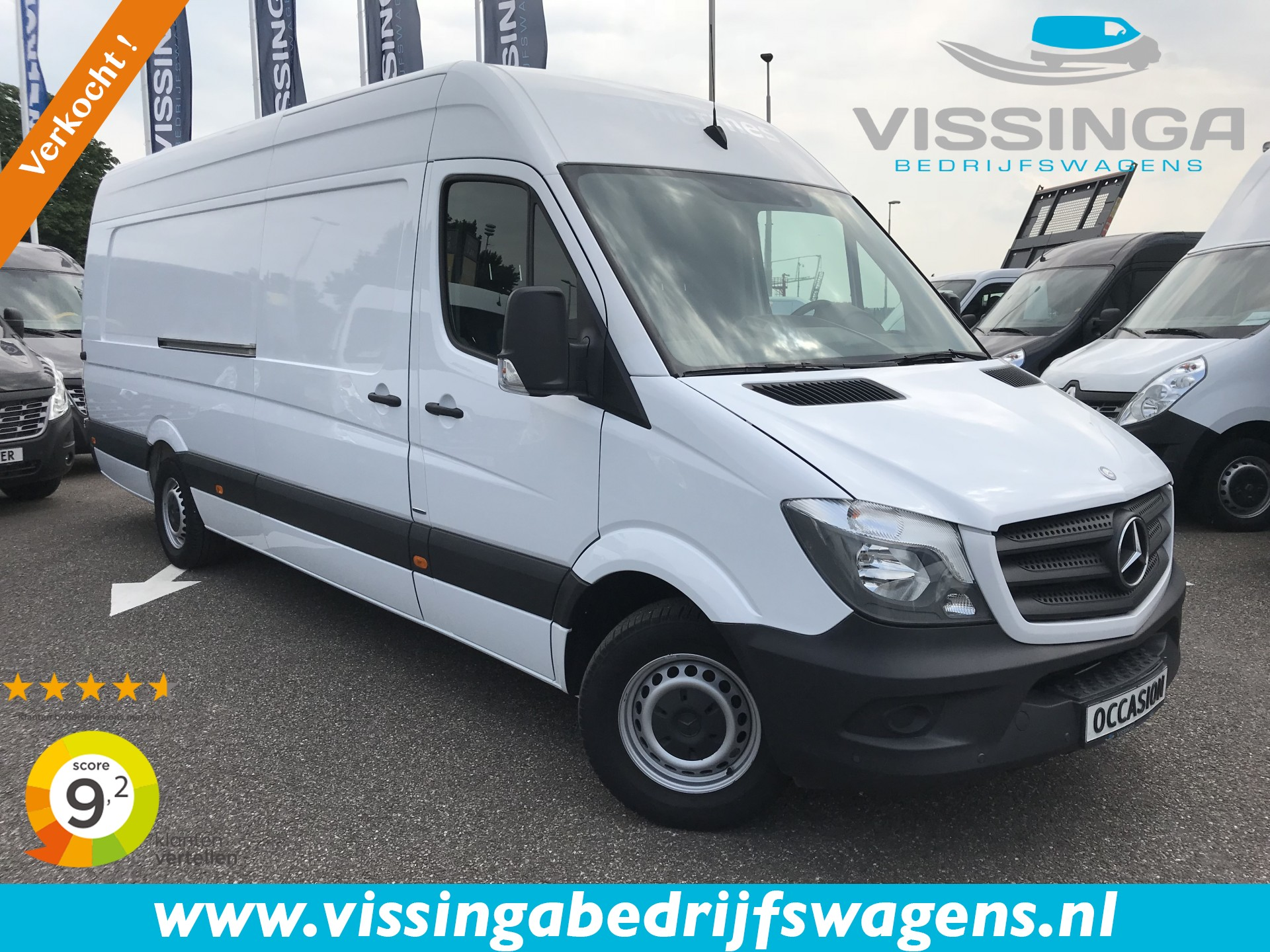 Mercedes-Benz Sprinter 313 2.2 CDI L4H2 81.710 km