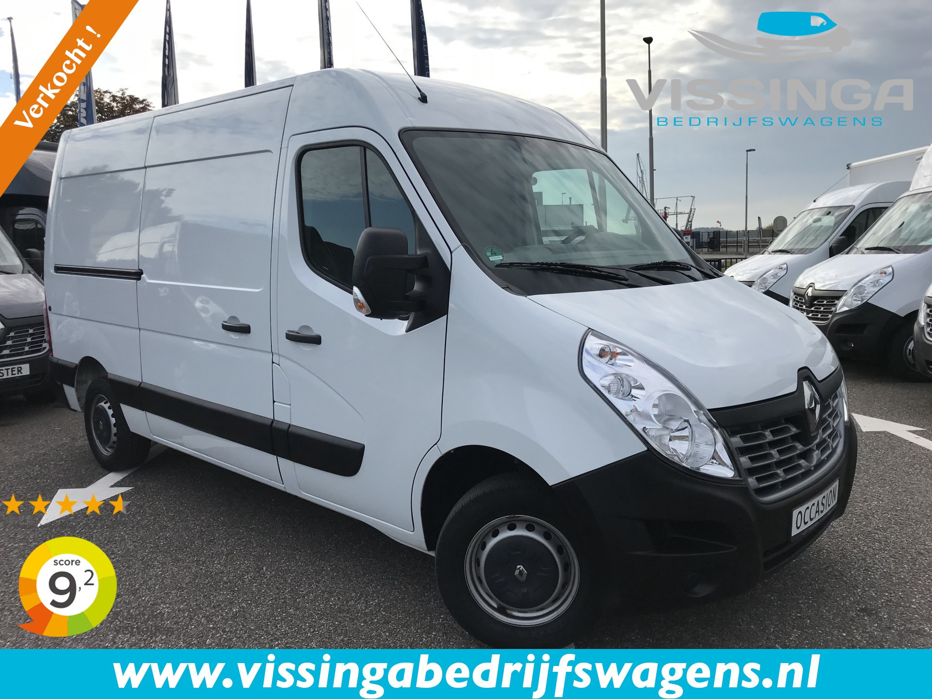 Bestelauto Kopen Opel Movano L2h2 Renault Master L2h2