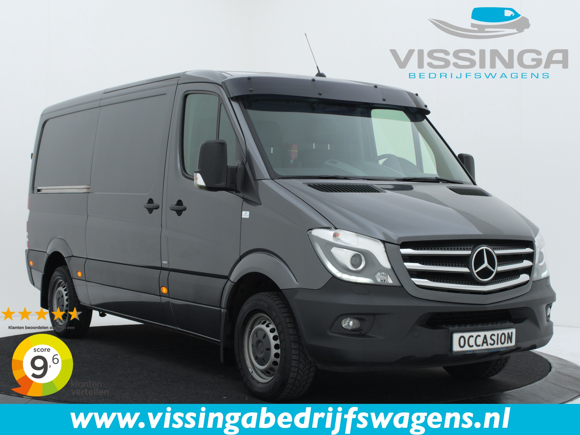 Mercedes-Benz Sprinter 314 2.2 CDI L2H1 Super dik!