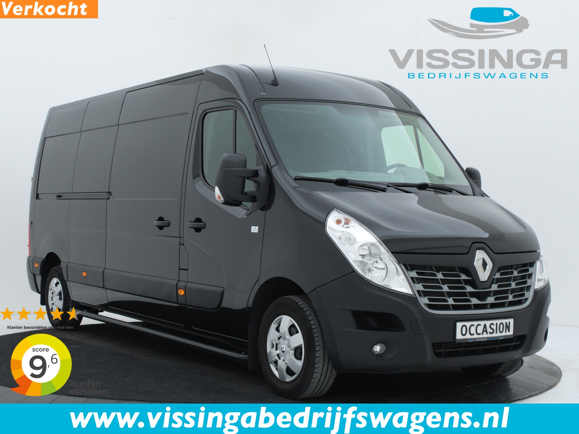 Renault Master T35 2.3 dCi L3H2 145 pk Twin-Turbo