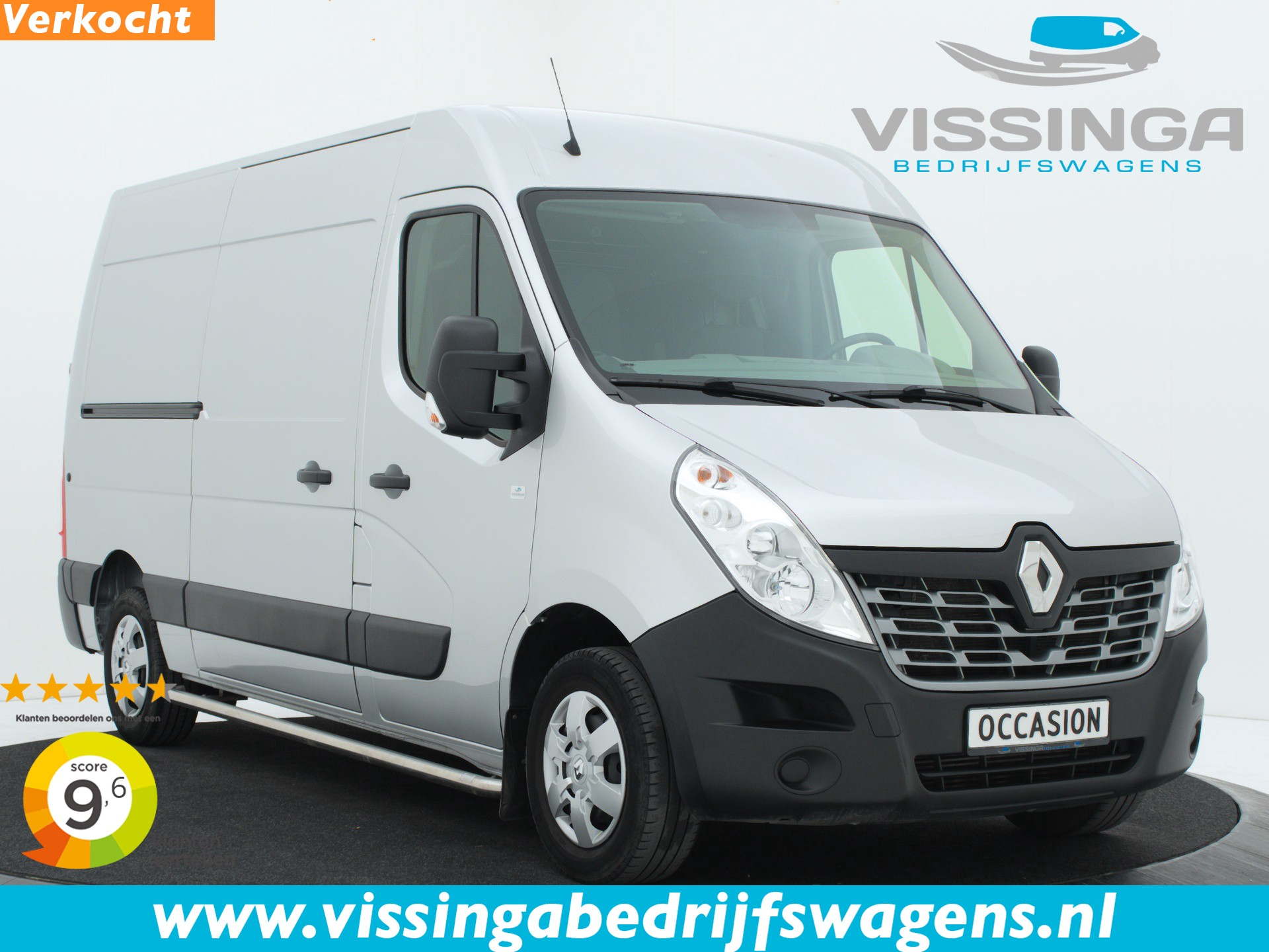 Renault Master T35 2.3 dCi L2H2 145 pk Twin-Turbo