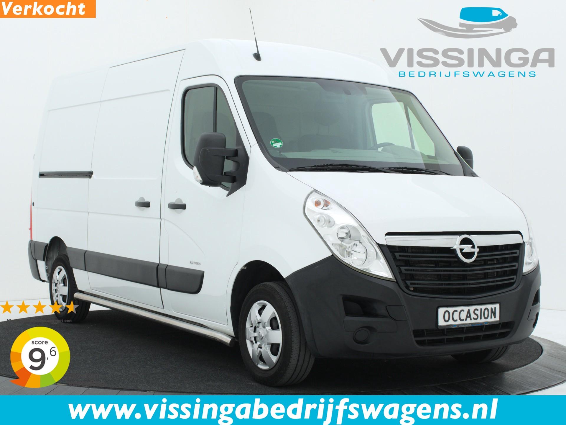Opel Movano 2.3 CDTI L2H2 100 pk 169.439 km