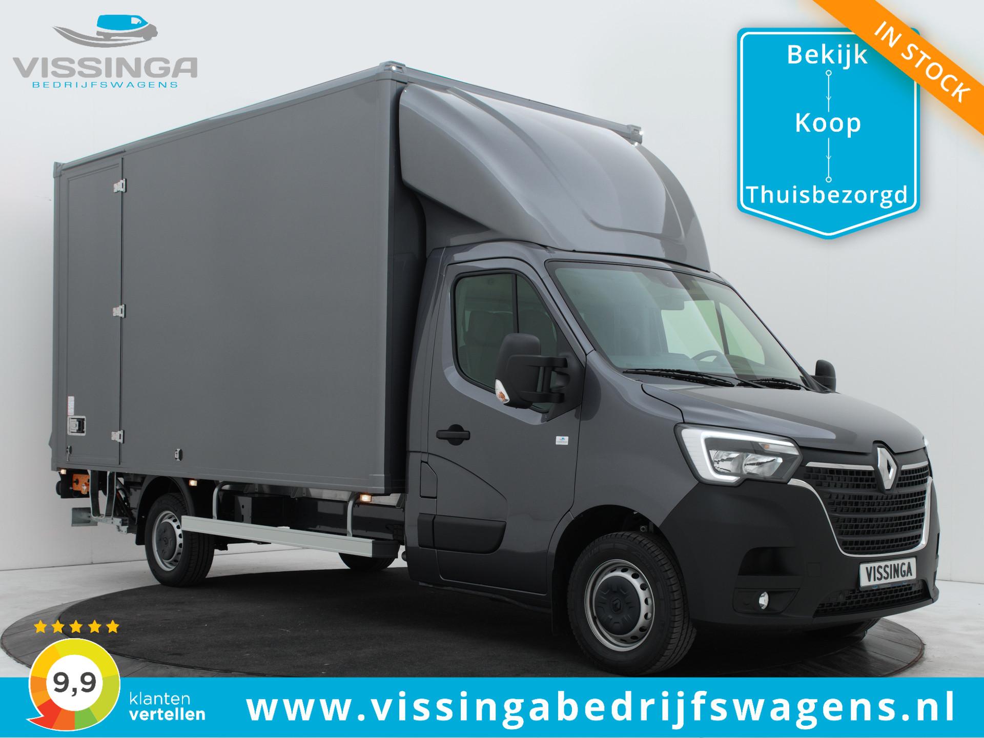 Renault Master FWD 145 pk Bakwagen 420x211x232 (20.5 m3)