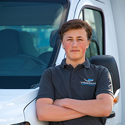 Team Vissinga - Florian reconditioneering