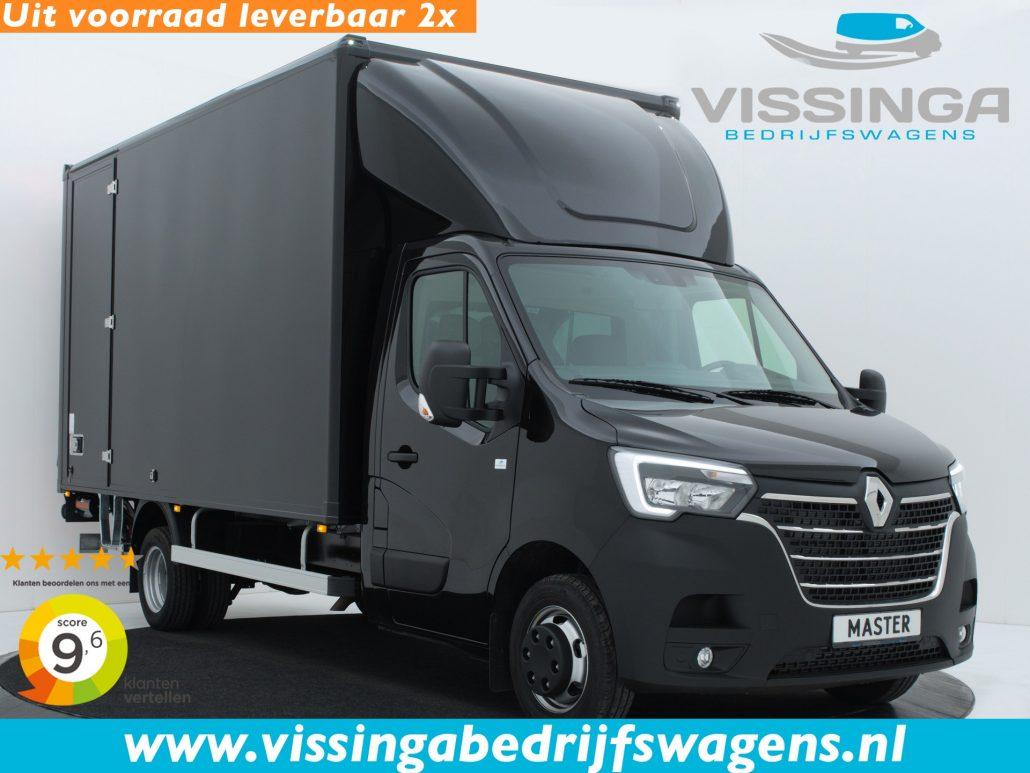 Renault Master bakwagen 165 pk RWD - Referenties