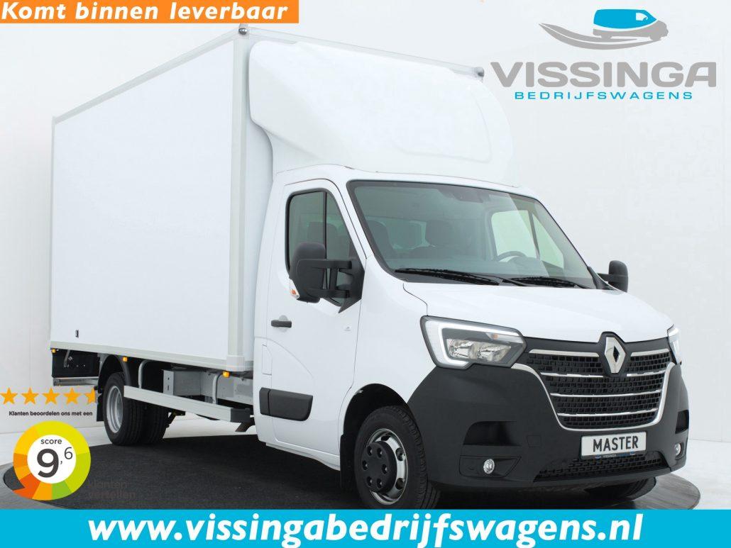 Renault Master meubelbak - Referenties