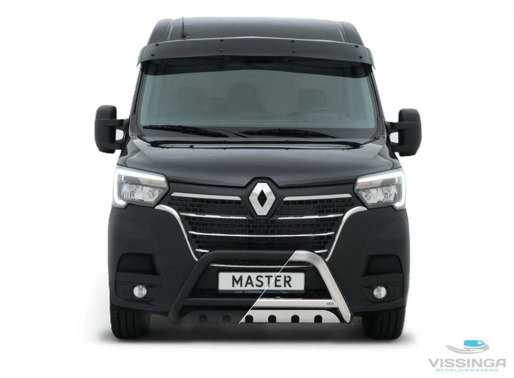Accessoires bullbars Renault Master