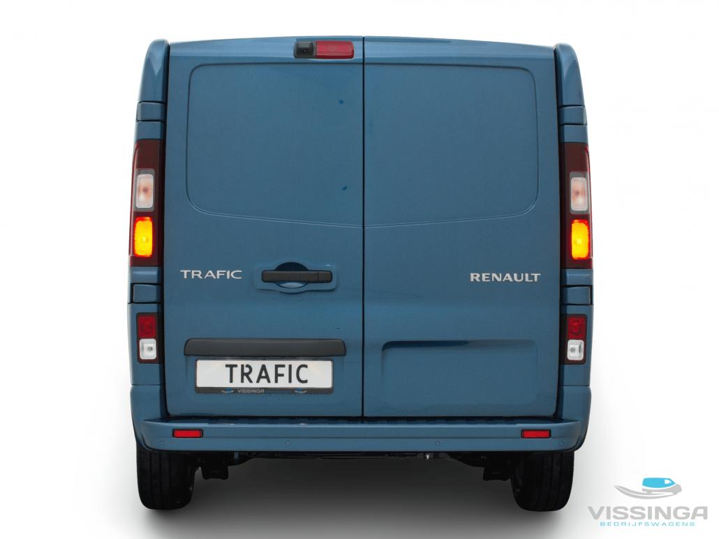 Achteruitrijcamera Renault Trafic