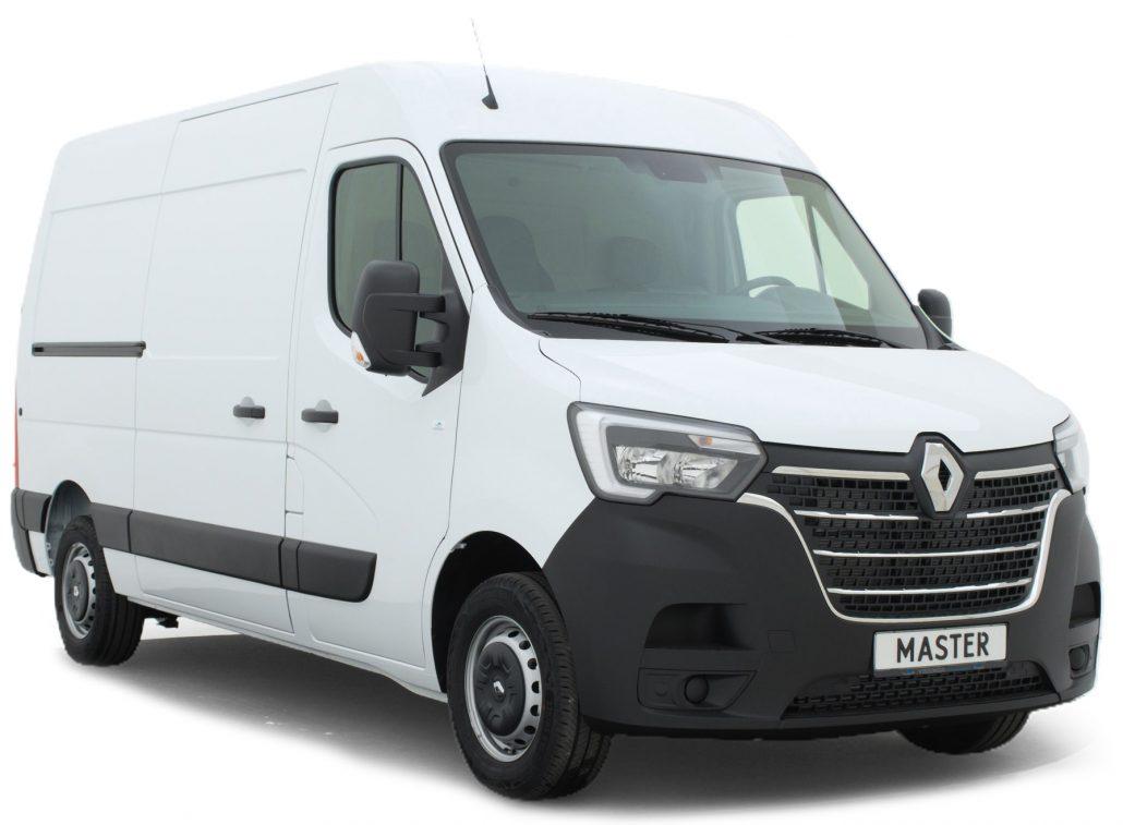MAK-velgen Renault Master