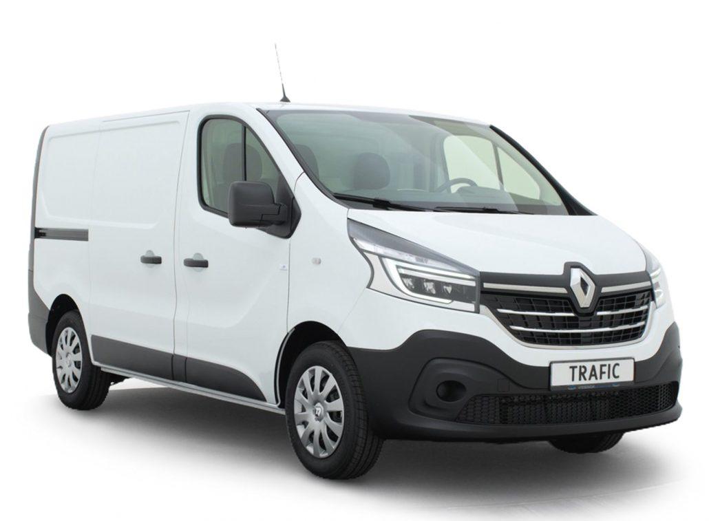 MAK-velgen Renault Trafic