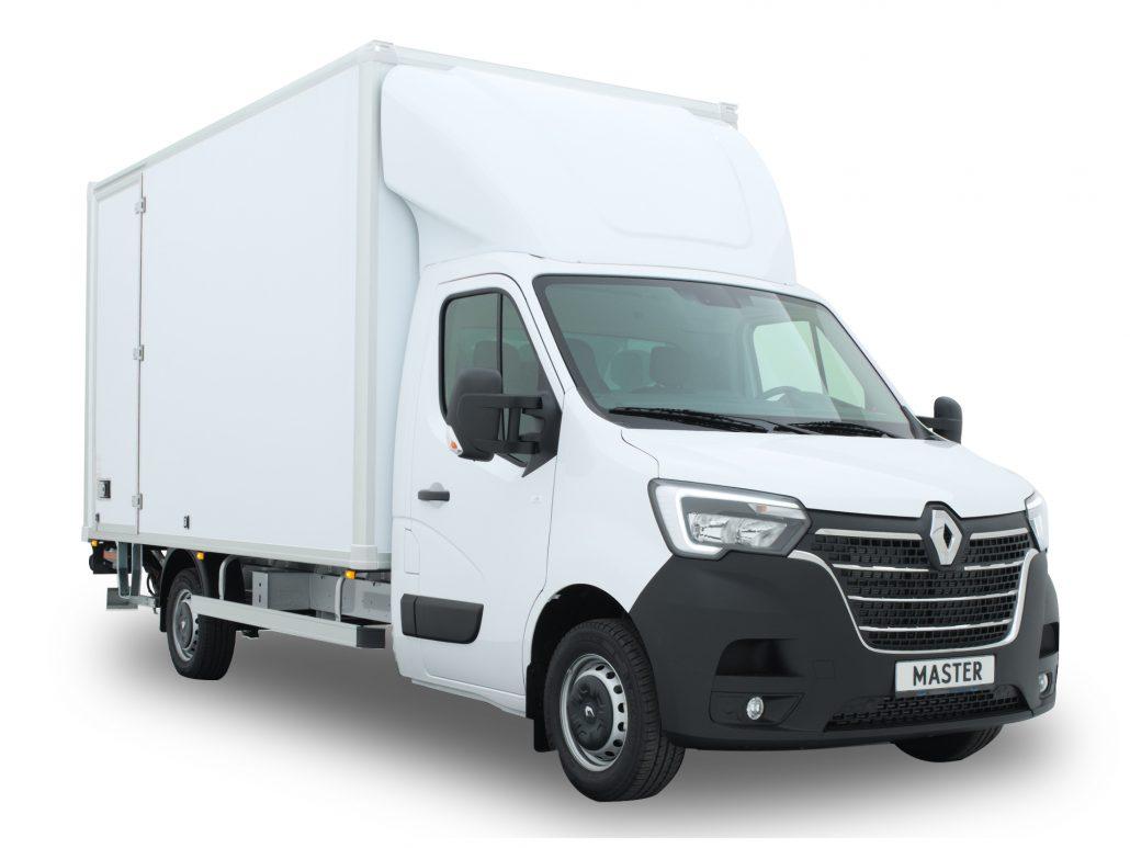 Trekhaak - Renault Master bakwagen