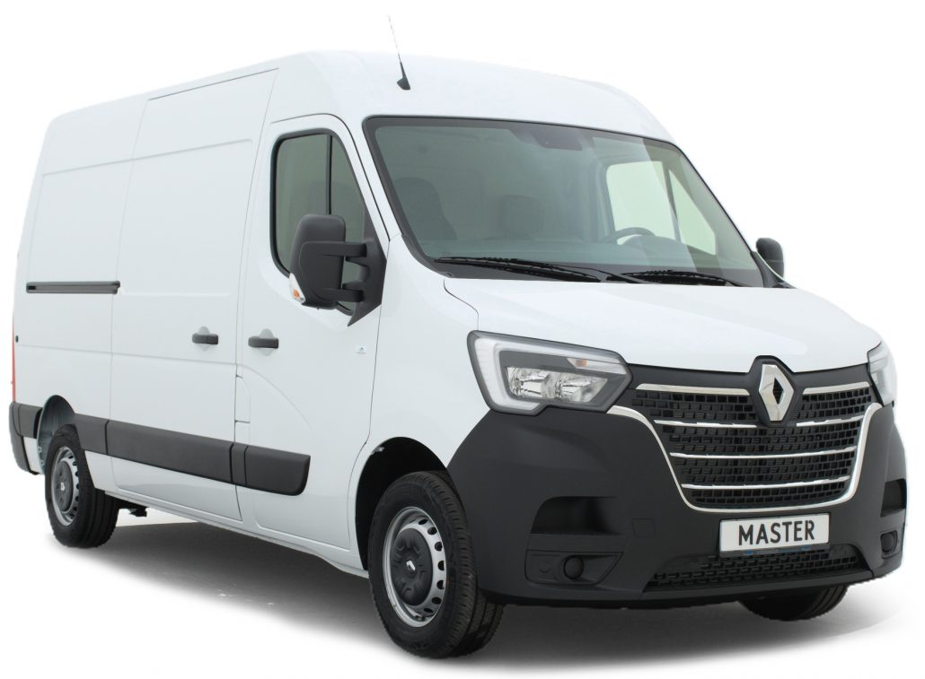 Zonneklep Renault Master
