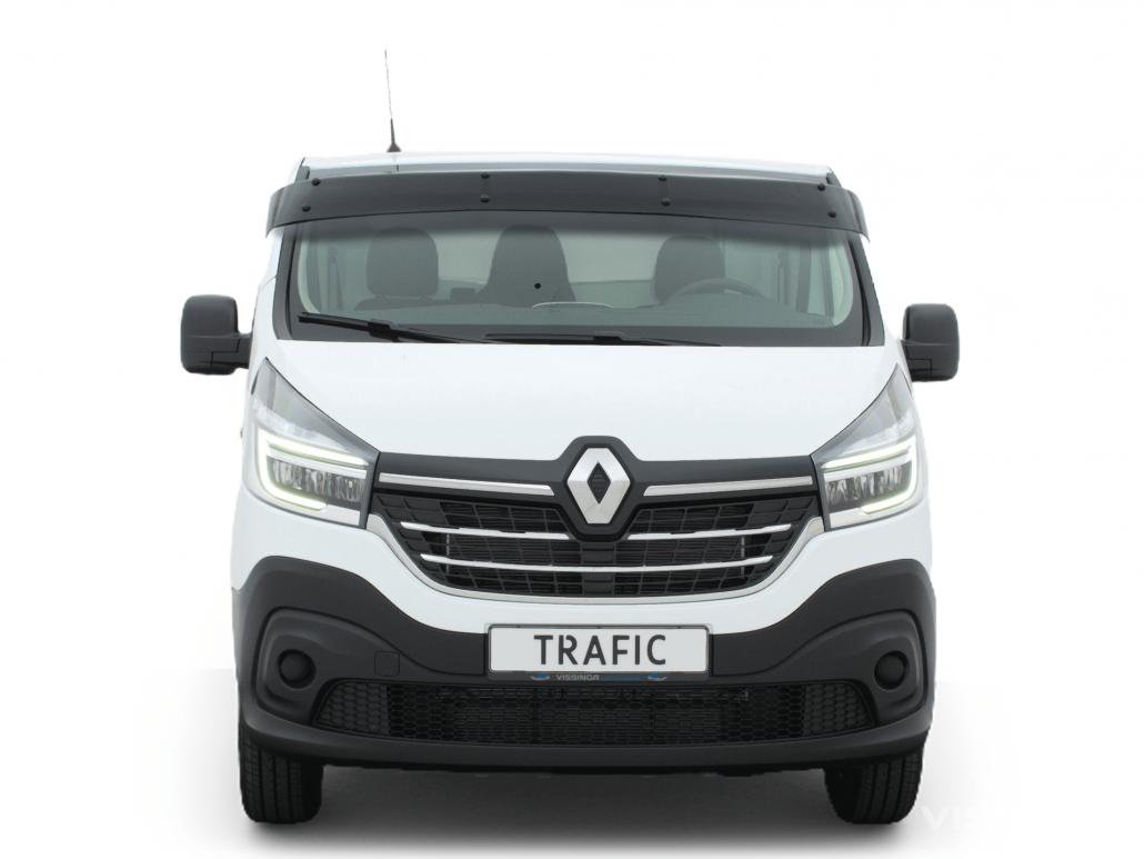 Zonneklep Renault Trafic