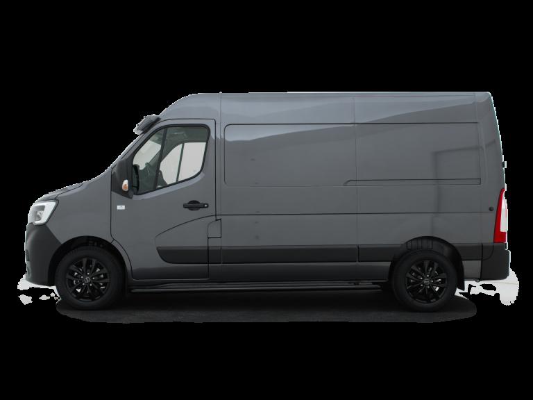 Vissinga bedrijfswagens - B-Edition bouwbedrijf