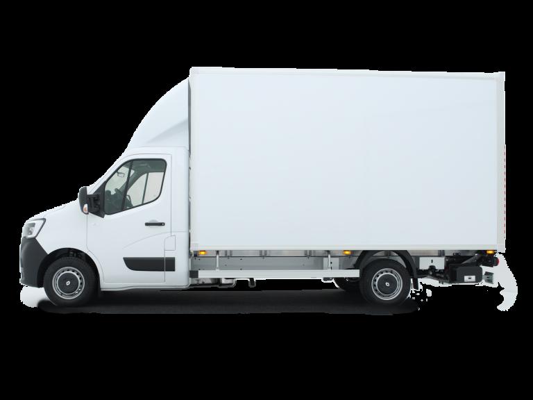 Vissinga bedrijfswagens - Bakwagen transport