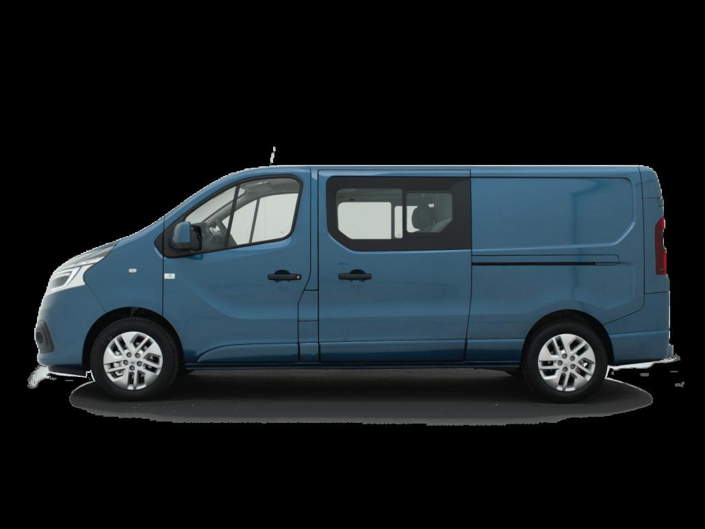 Vissinga bedrijfswagens - Dubbele cabine