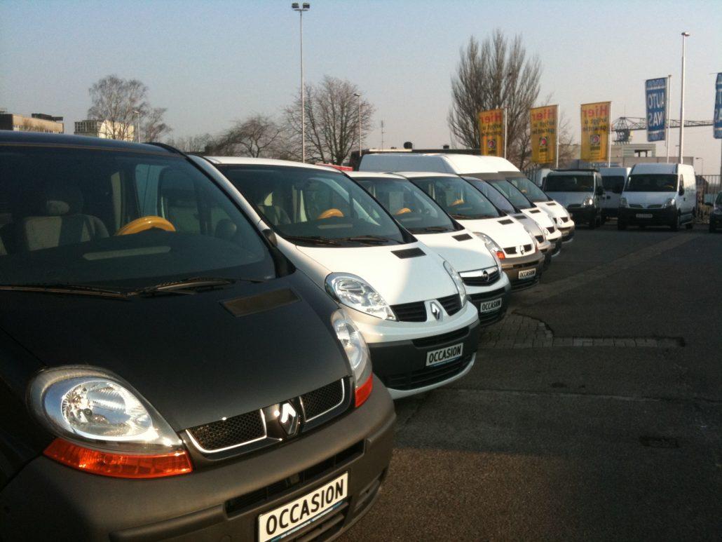 AVA bedrijfswagens