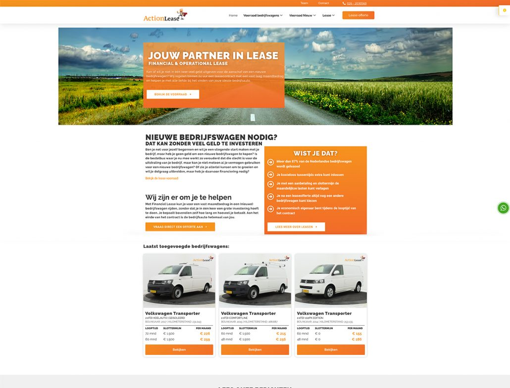 Over ons - Groei Action Lease
