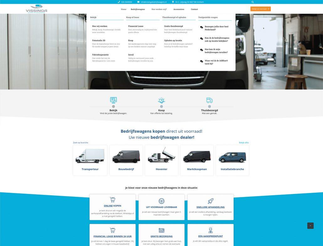 Over ons - Vissinga bedrijfswagens updated